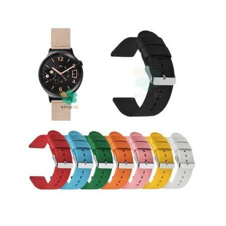 خرید بند ساعت هواوی واچ نسل یک – Huawei Watch 1 مدل پارچه ای