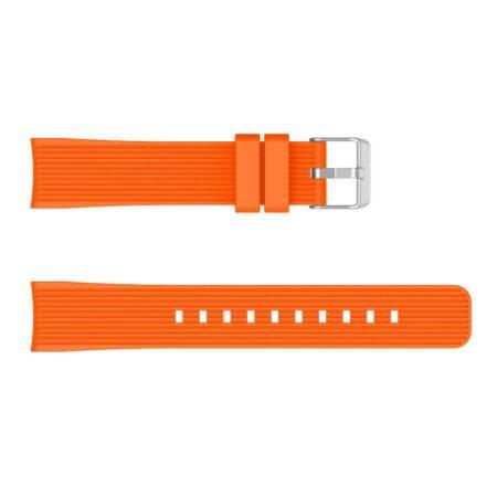 خرید بند سیلیکونی ساعت سامسونگ Galaxy Watch 3 41mm طرح گلکسی