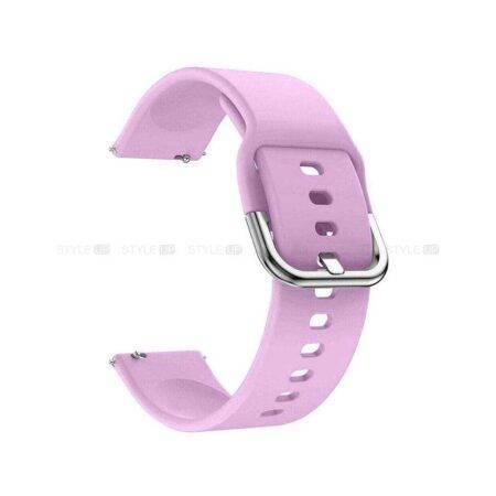 خرید بند ساعت سامسونگ Samsung Galaxy Watch 3 41mm مدل سیلیکونی نرم