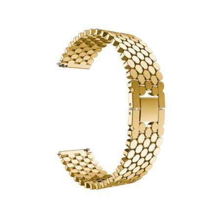 خرید بند استیل ساعت سامسونگ Galaxy Watch 3 45mm طرح کندویی