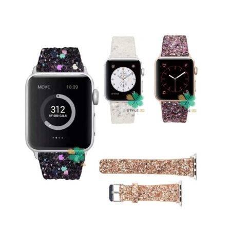 خرید بند ساعت اپل واچ Apple Watch 38/40mm مدل Shiny Bling