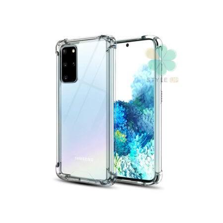 خرید قاب ژله ای گوشی سامسونگ Galaxy S20 Plus / 5G مدل کپسول دار