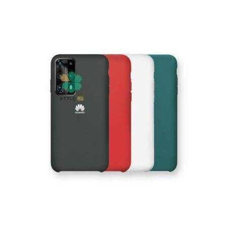 خرید قاب گوشی هواوی Huawei P40 Pro Plus مدل سیلیکونی