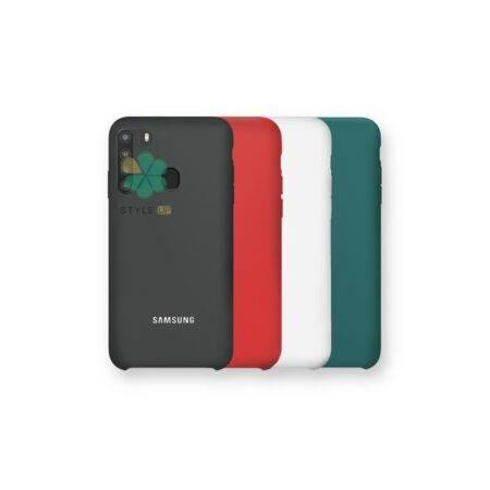 خرید قاب گوشی سامسونگ Samsung Galaxy A21 مدل سیلیکونی