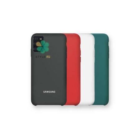 خرید قاب گوشی سامسونگ Samsung Galaxy A31 مدل سیلیکونی