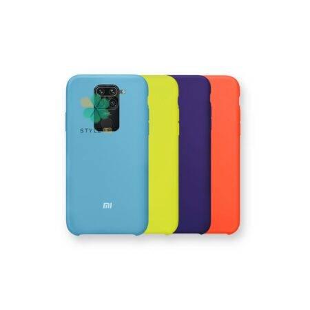 خرید قاب گوشی شیائومی ردمی Xiaomi Redmi 10X 4G مدل سیلیکونی