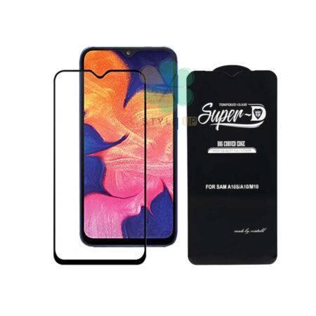 خرید گلس گوشی سامسونگ Samsung Galaxy A10s تمام صفحه Super D