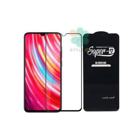 خرید گلس گوشی شیائومی Redmi Note 8 Pro تمام صفحه Super D