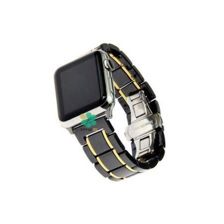 خرید بند ساعت اپل واچ Apple Watch 38/40mm مدل Tiny Ceramics