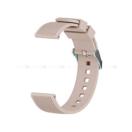 خرید بند سیلیکونی ساعت شیائومی Haylou Solar LS05 طرح گلکسی