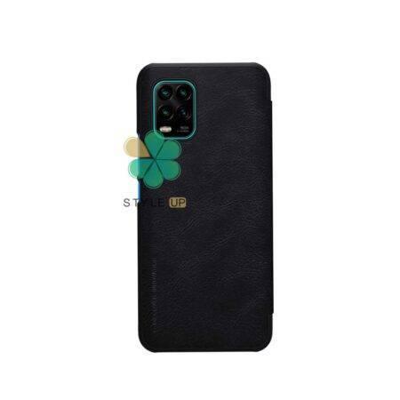 خرید کیف چرمی نیلکین گوشی شیائومی Xiaomi Mi 10 Lite 5G مدل Qin
