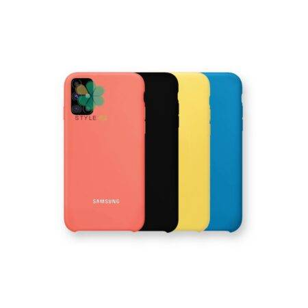 خرید قاب گوشی سامسونگ Samsung Galaxy M31S مدل سیلیکونی