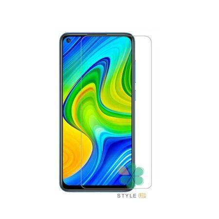 خرید محافظ صفحه گلس گوشی شیائومی Xiaomi Redmi Note 9 مدل 2.5D