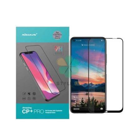 عکس گلس نیلکین گوشی هواوی Huawei P40 Lite مدل CP+ Pro