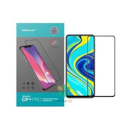 خرید گلس نیلکین گوشی شیائومی Redmi Note 9 Pro Max مدل CP+ Pro