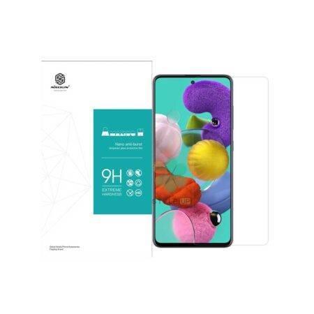 خرید گلس نیلکین گوشی سامسونگ Samsung Galaxy A51 مدل H+ Pro