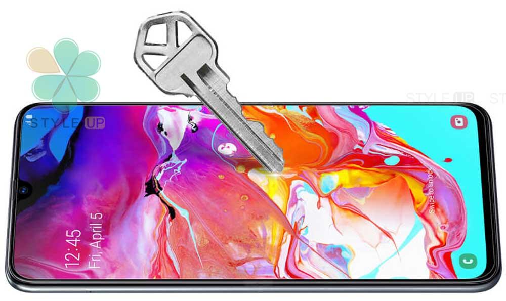 خرید گلس نیلکین گوشی سامسونگ Samsung Galaxy A70 مدل H+ Pro