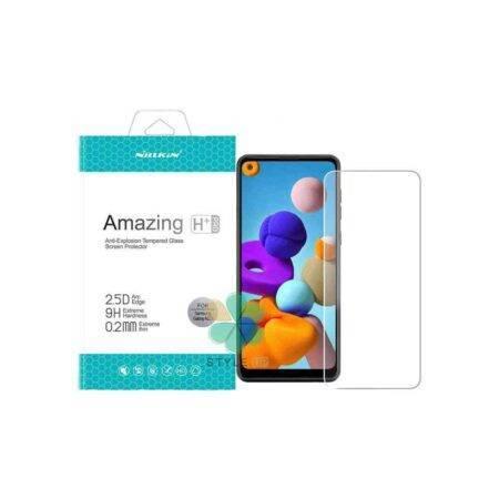 خرید گلس نیلکین گوشی سامسونگ Samsung Galaxy A21s مدل H+ Pro