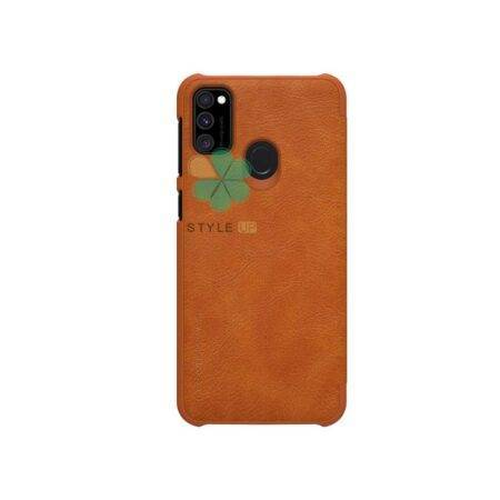 خرید کیف چرمی نیلکین گوشی سامسونگ Samsung Galaxy M30s مدل Qin