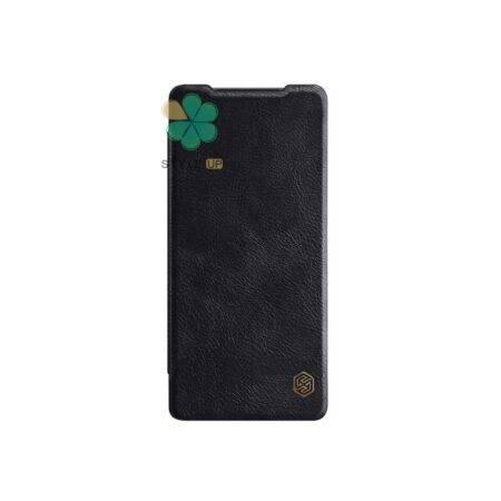 خرید کیف چرمی نیلکین گوشی سامسونگ Galaxy Note 20 مدل Qin