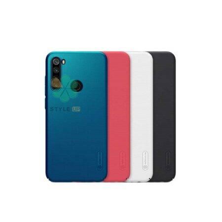 خرید قاب نیلکین گوشی شیائومی Xioami Redmi Note 8T مدل Frosted