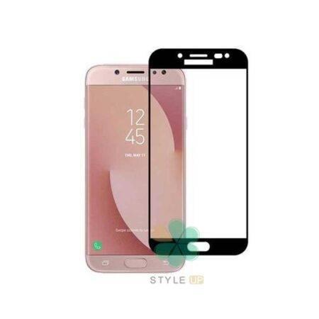 خرید گلس گوشی سامسونگ Samsung C5 Pro مدل تمام صفحه
