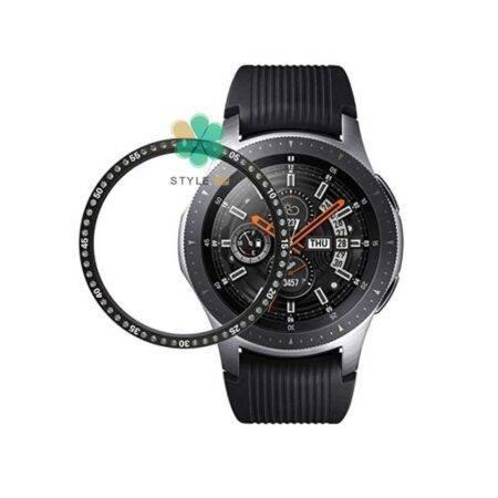 خرید محافظ بازل ساعت سامسونگ Galaxy Watch 46mm مدل نگین دار