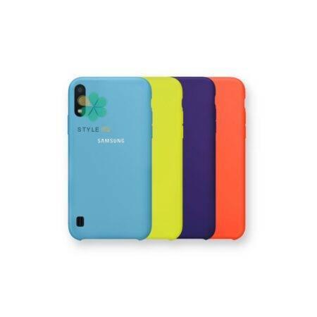 خرید قاب گوشی سامسونگ Samsung Galaxy M01 مدل سیلیکونی