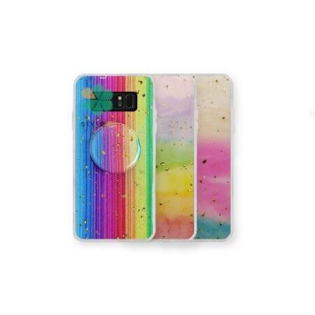 خرید قاب گوشی سامسونگ Samsung Galaxy Note 8 مدل آبرنگ