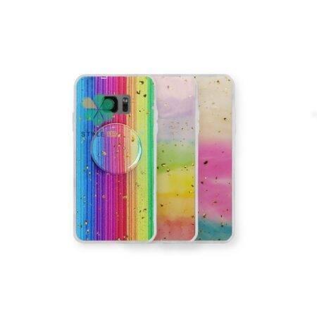 خرید قاب گوشی سامسونگ Samsung Galaxy S7 مدل آبرنگ