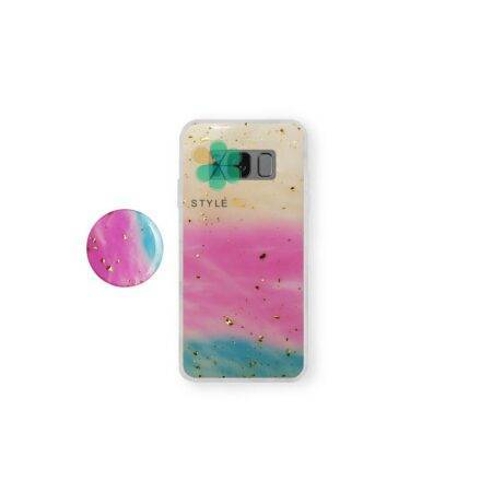 خرید قاب گوشی سامسونگ Samsung Galaxy S8 مدل آبرنگ