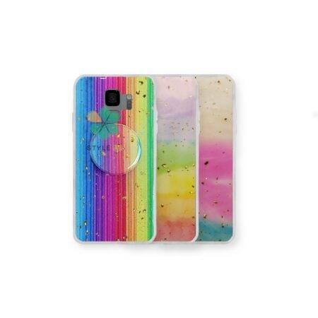 خرید قاب گوشی سامسونگ Samsung Galaxy S9 مدل آبرنگ