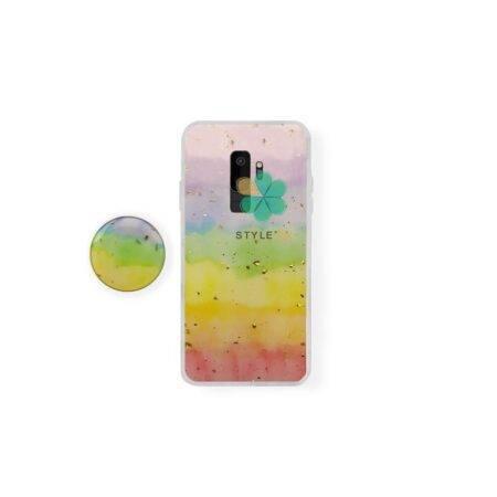 خرید قاب گوشی سامسونگ Samsung Galaxy S9 Plus مدل آبرنگ