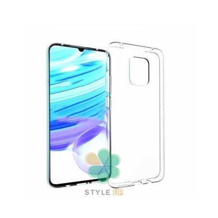 خرید قاب گوشی شیائومی Xiaomi Redmi 10X Pro 5G مدل ژله ای شفاف