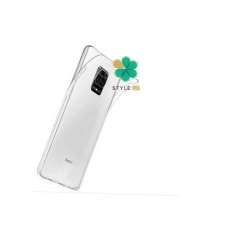 خرید قاب گوشی شیائومی Xiaomi Redmi Note 9 مدل ژله ای شفاف