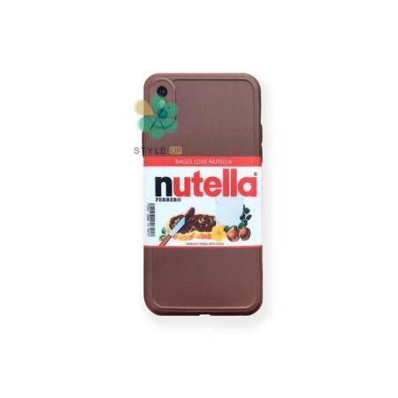 خرید قاب محافظ گوشی اپل آیفون Apple iPhone XS Max مدل Nutella