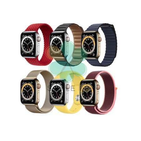 قیمت خرید ساعت اپل واچ سری 6 بدنه استیل Apple Watch Series 6 40mm