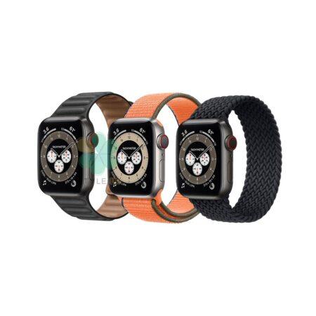 خرید ساعت اپل واچ سری 6 بدنه تیتانیوم Apple Watch Series 6 40mm