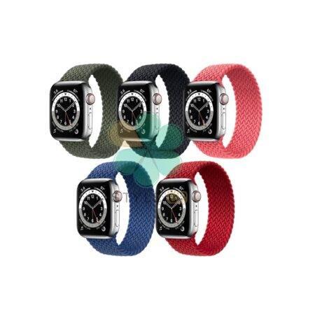 قیمت خرید ساعت اپل واچ سری 6 بدنه استیل Apple Watch Series 6 44mm