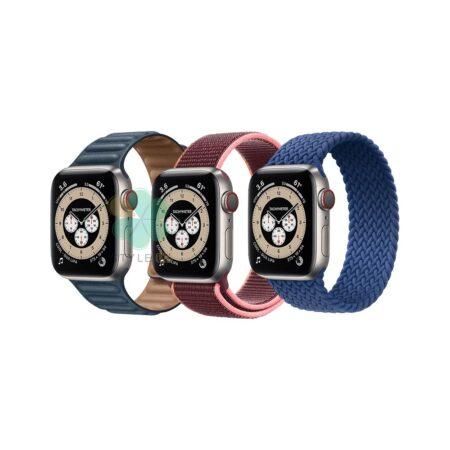 خرید ساعت اپل واچ سری 6 بدنه تیتانیوم Apple Watch Series 6 44mm