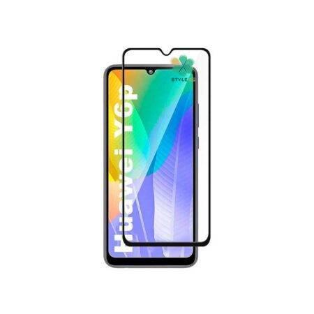 خرید گلس سرامیکی گوشی هواوی Huawei Y6p مدل تمام صفحه