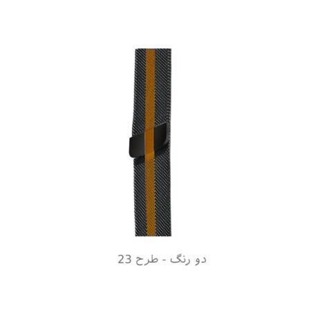 خرید کالکشن بند میلانس و چرمی مگنتی Honor MagicWatch 2 46mm