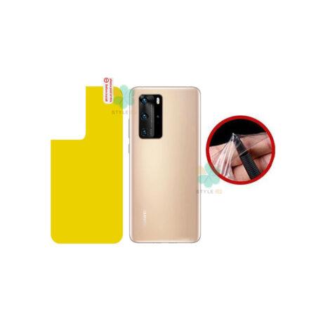 خرید برچسب محافظ نانو پشت گوشی هواوی Huawei P40 Pro