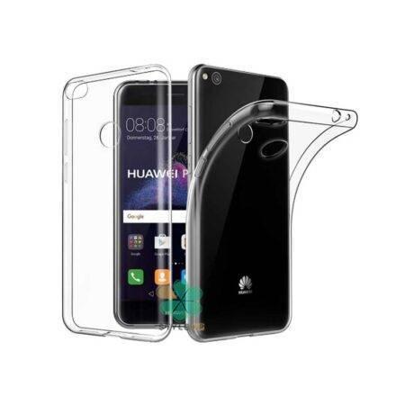 خرید قاب گوشی هواوی Huawei P8 Lite 2017 مدل ژله ای شفاف