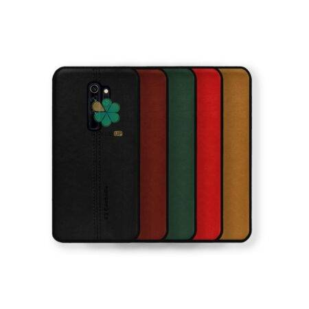 خرید کاور چرمی گوشی شیائومی Xiaomi Redmi Note 8 Pro مدل K2