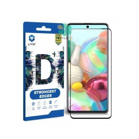 خرید گلس گوشی سامسونگ Samsung Galaxy A71 مدل D+ LITO