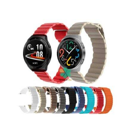 خرید بند چرمی ساعت هواوی واچ Huawei Watch GT 2e مدل Leather Loop