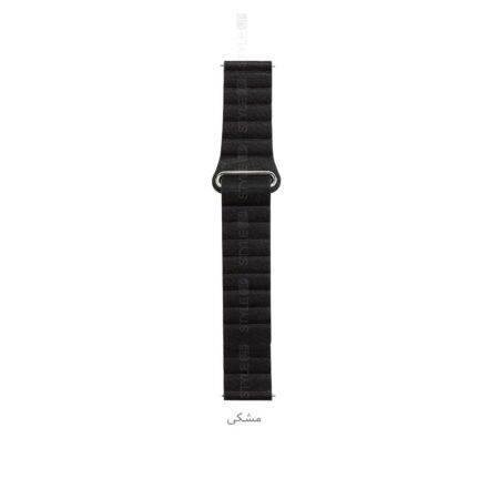 خرید بند چرمی ساعت سامسونگ Galaxy Watch 3 45mm مدل Leather Loop