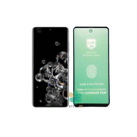 خرید گلس سرامیکی مات گوشی سامسونگ Galaxy S20 Ultra / 5G