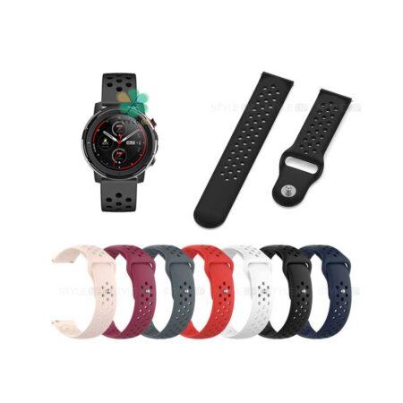 خرید بند ساعت هوشمند شیائومی Xiaomi Amazfit Stratos 3 مدل Nike